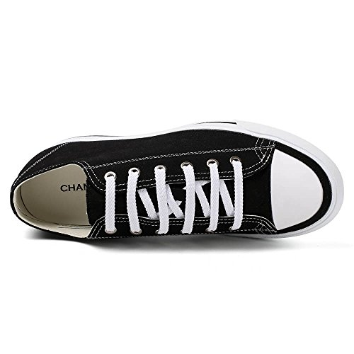 Chuck Low Height CHAMARIPA Men's Sneaker Shoes Increasing Canvas H52C08K011D Y5OwEwqP