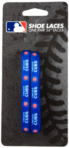 MLB Chicago Cubs 54-Inch LaceUps Shoe Laces ()