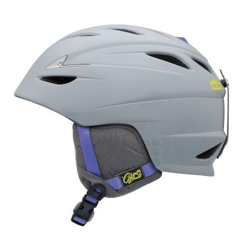 Giro Grove Women's Snow Helmet (Matte Grey Radius, Small), Outdoor Stuffs