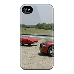 Ultra Slim Fit Hard Case88me Cases Covers Specially Made For Iphone 6- Dodge Charger