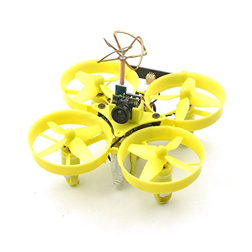 EACHINE Turbine QX70 70mm Micro FPV Quadcopter BNF Based On F3 EVO Brushed Flight Controller RC Mini Nano Racing Quadcopter Drone (Frsky receiver)