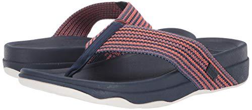 FitFlop-Men-039-s-Surfer-Freshweave-Sandal-Choose-SZ-color thumbnail 13