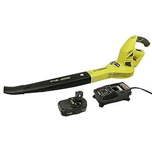 Ryobi One+ 150 MPH 200 CFM 18 Volt Hybrid Leaf Blower Kit (3 Piece Kit: 1x P2170 Blower, 1x P102 Battery, 1x P118 Charger)