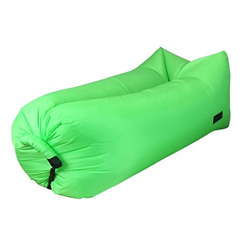AeroLounger Green Inflatable AeroLounger Lounger Green Lounger [並行輸入品] B07FDN5PPC, キュアカラット:94c018ae --- imagenesgraciosas.xyz