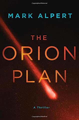 book cover of The Orion Plan