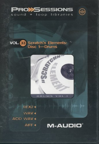 Prosessions Loops (M-Audio Pro Sessions Vol. 33 Scratch'n Elements Disc 1 - Drums)
