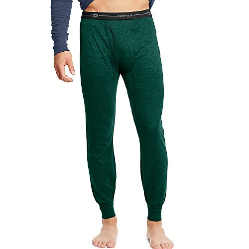 Champion Duofold Men's Thermals Mid-Weight Base-Layer Underwear by Champion