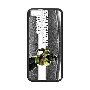 Sports deanthony thomas iPhone 6 6s Plus 5.5 Inch Cell Phone Case Black 91INA91551511