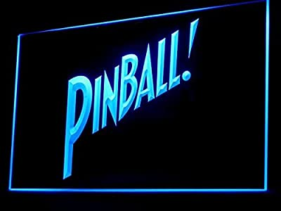 C B Signs Arcade Lure Pinball LED Sign Neon Light Sign Display