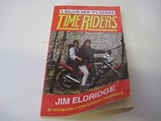 book cover of Time Riders