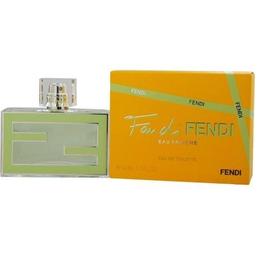 FENDI FAN DI FENDI EAU FRAICHE by Fendi EDT SPRAY 1.7 OZ for WOMEN ---(Package Of 2)