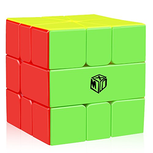 D-FantiX X-Man Volt Square 1 Speed Cube Stickerless SQ-1 Magic Cube Puzzle Toys