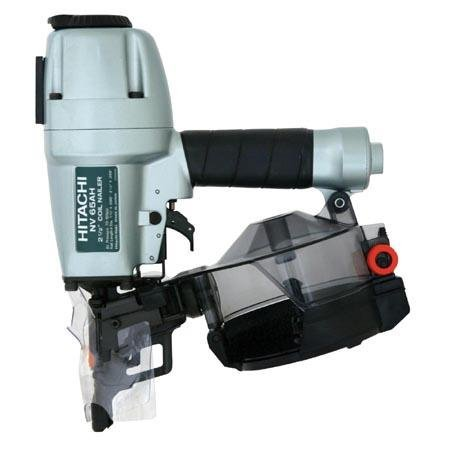 Hitachi NV65AH Siding Nailer, Coil, Wire/Plastic Sheet Collation
