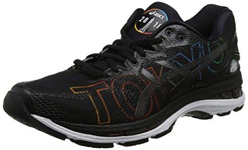 Asics Gel-Nimbus 20 Tokyo Marathon, Scarpe Running Donna Nero (Black/Black/White 9090)