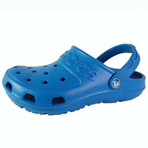 Crocs Unisex Hilo Clog, Ultramarine, 7 Women M US/5 Men M US