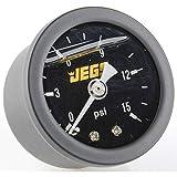 JEGS 41510 Fuel Pressure Gauge
