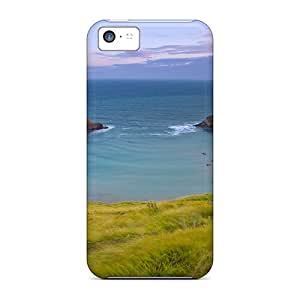 Waterdrop Snap-on Lulworth Cove Cases For Iphone 5c