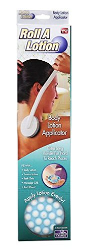 Roll-a-Lotion Body Lotion Applicator -As Seen On TV by As Seen On TV