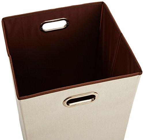 AmazonBasics Foldable Laundry Hamper by AmazonBasics (Image #3)