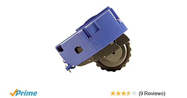 Amazon.com - iRobot Roomba 500 Series Left Wheel Module - Vacuum And Dust Collector Accessories