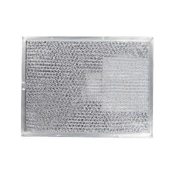"Aluminum Range Hood Filter 7 1/4"" x 9 1/2"" x 3/32"""
