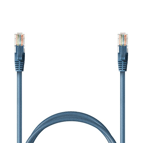 TP-Link TL-EC5100EF 100 Feet Ethernet Cable (30.4 Meters), Cat5e 24 AWG 4-Pair UTP Networking RJ45 Patch Cord with Gold-Plated Connector (Awg 24 Patch Cord)
