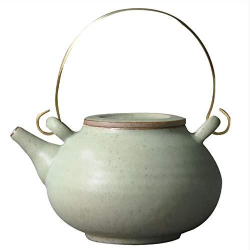stoneware coffee pot - 9