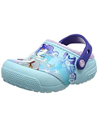 Crocs Kid's Crocsfunlab Lined Frozen Clogs