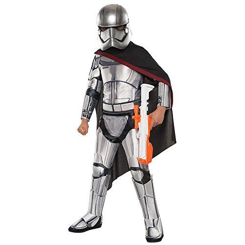 Super Deluxe Captain Phasma Costume - Large - Phasma Costume