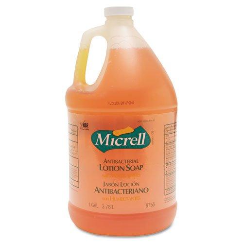 MICRELL Antibacterial Lotion Gallon GOJ975504