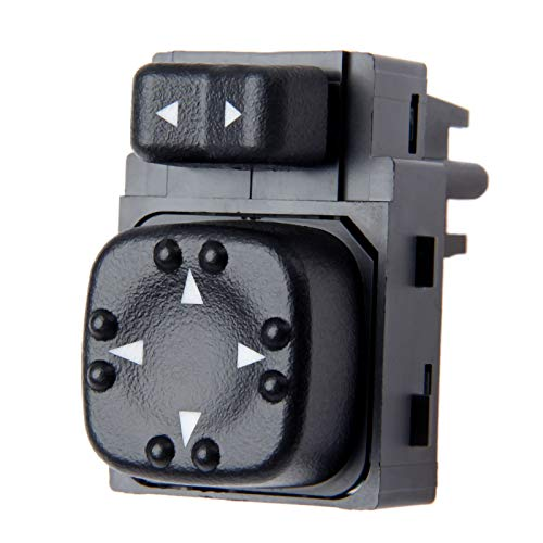 Replacement 15045085, 19259975,901124 for Power Mirror Adjust Switch, Front Driver Side Master Control Switch for 2000-2002 Chevy Silverado Suburban Tahoe GMC Sierra Yukon2002, Cadillac Escalade 2002