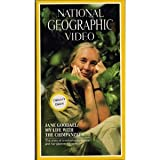 National Geographic Video ~ Jane Goodall: My Life with the Chimpanzees