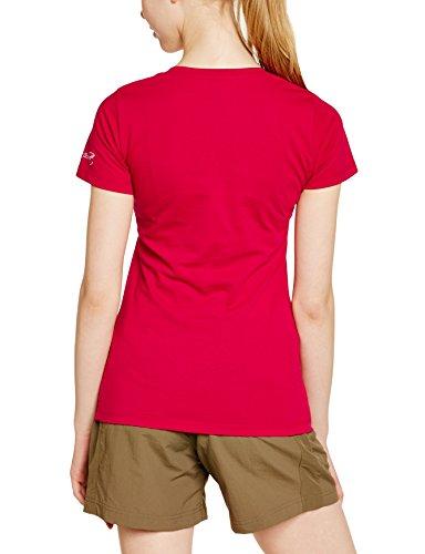 Millet Ld Thamel - Camisa / Camiseta para mujer rojo