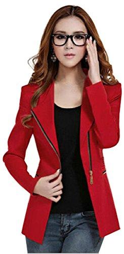 Red Overcoat - 3