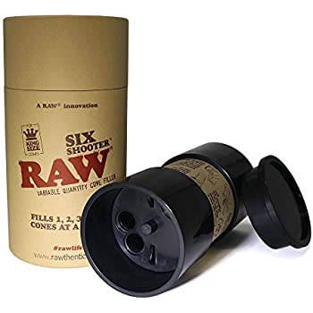 Amazon Com Raw Six Shooter Cone Loader Filling Device