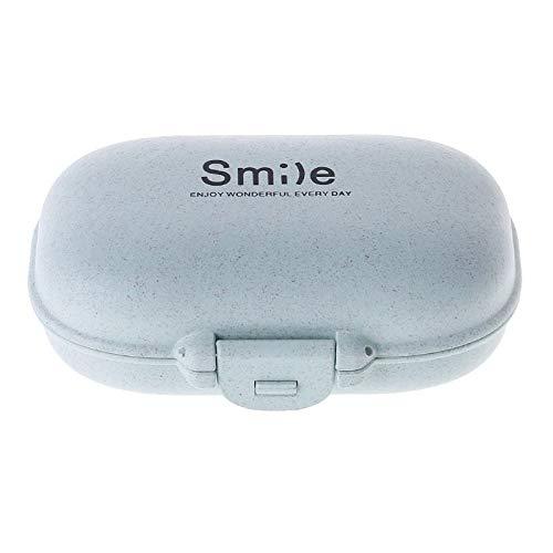 (Storage Boxes & Bins - Mini Portable Vitamin Box Organizer Storage Containers Medicine Tablet Pill Case Sd Jq - Storage Organizers Boxes Bins Storage Boxes Bins Cloth Japanese Tablet Pill Pla)