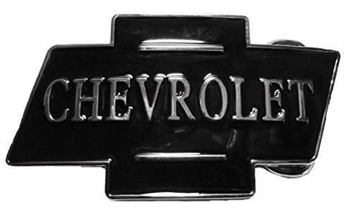 Logo Belt Buckle Buckles (Classic CHEVROLET Logo Metal w/ Enamel BELT BUCKLE)