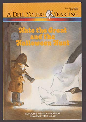 Nate the Great and the Halloween Hunt[NATE THE GRT & THE HALLOWEEN H][Paperback]]()