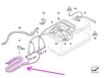 Bmw E93 Battery Wiring Diagram - Wiring Diagrams Schematics