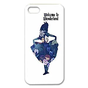 Alice in Wonderland Series, Alice in Wonderland iphone 5s Cover, Personalized iphone 5 Case, Protection Shell For iphone 5s