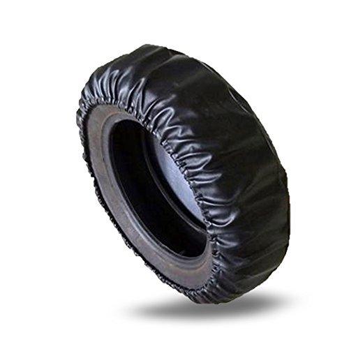 cami/ón rueda remolque SUV coche Para neum/áticos fundas para ruedas de 15/pulgadas cubierta de la rueda de repuesto para veh/ículo Jeep RV taumini funda para rueda de repuesto de coche para pantalla