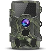 VICTONY Trail Camera, 1080P HD Wildlife Game Hunting...