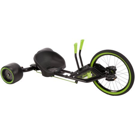 20'' Dual-stick Steering Green Machine RT, Green/Black by Huffy