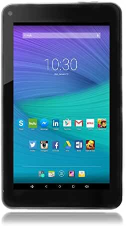 """Astro Tab A737 – 7"""" Quad Core Android 6.0 Marshmallow Tablet PC with HD IPS Display 1280 x 800, 1GB RAM, 8GB Storage, Bluetooth 4.0, 7 inch screen, Google Play (Black)"""