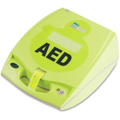 Zoll 21000010102011010 AED Plus Package with Defibrillator Batteries and Pad