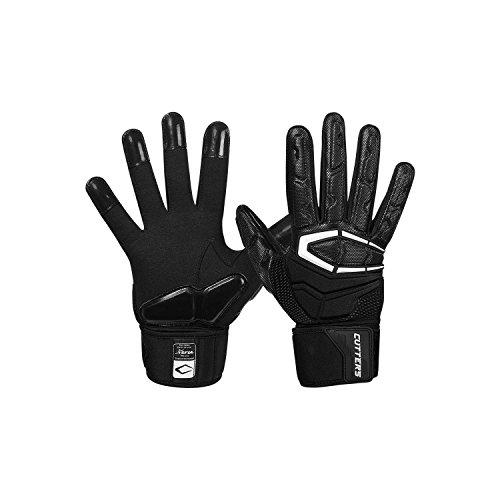 Lineman Glove - Cutters Gloves S932 Force 3.0 Lineman Gloves, Black, X-Large