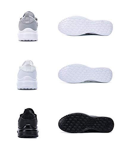 HaoDong Mens Fashion Casual Sport Shoes - Summer Breathable Sneakers Athletic Foot