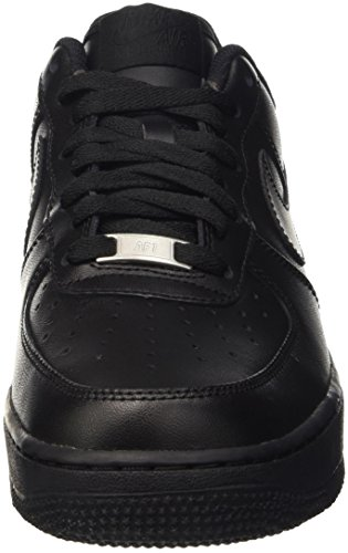 Nike Basketball Donna Wmns '07 1 Black Nero Air Force Scarpe Black da 88r0a
