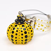 Yayoi Kusama : Pumpkin Strap (Yellow) [Japan Import]