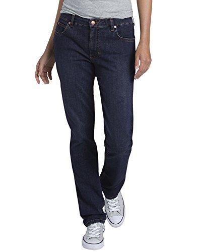 Dickies Women's Perfect Shape Denim Jean-Straight Stretch